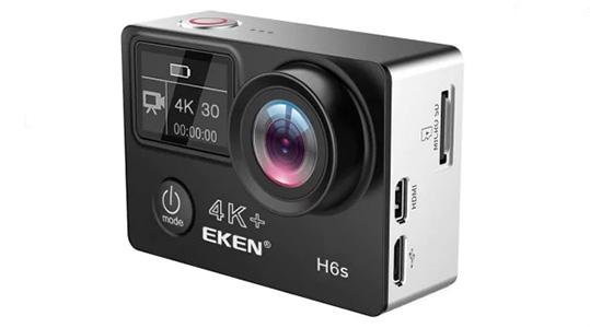 Original EKEN H6S 4K Action Camera 14MP
