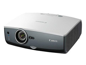 Canon REALiS SX-80 Mark II D LCOS Multimedia Projector with 3000 Lumens