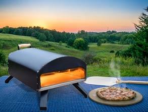 Fast Outdoor Pizza Oven for All Pizza Lovers!