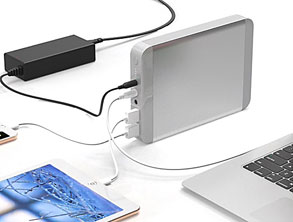 MacBook Universal Charger External Laptop Battery review
