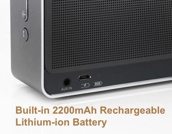 MEIZU Lifeme Portable Stereo Bluetooth Speaker