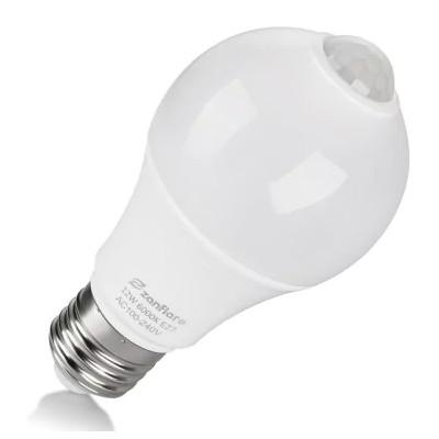 Motion Sensor Light Bulb