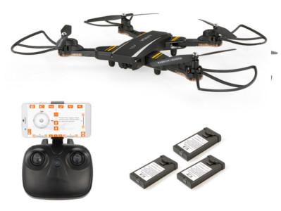 One Key Return Foldable Drone