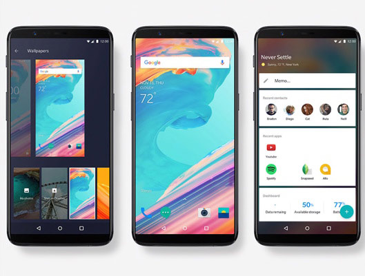 OnePlus 5T Phablet