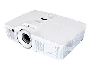 Optoma W416 WXGA 3DLP Projector