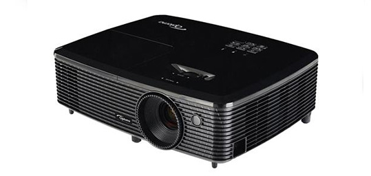 Optoma HD142X Vibrant Home Theater Projector with Full HD 1080p Resolution, 3000 Lumens, 8000-hour lamp life, Support for 144Hz rapid refresh rate