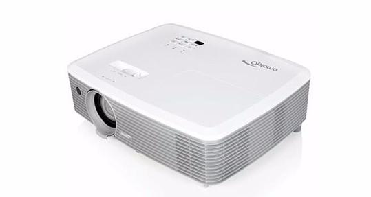 Optoma W345 WXGA 3DLP Projector, 3300 Lumens