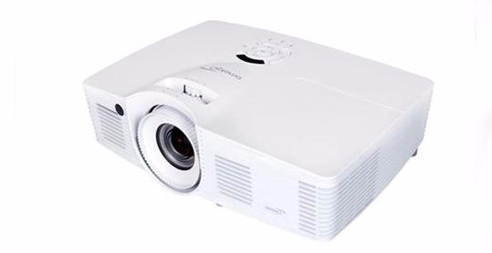 Optoma W416 WXGA 3DLP Projector, 4500 Lumens