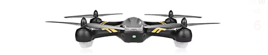 Flytec TY - T1 RC Quadcopter 0.2MP WiFi Camera