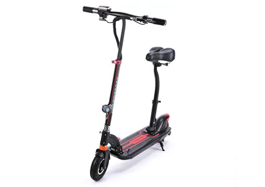 XEUANHWOL R7 Electric Scooter black