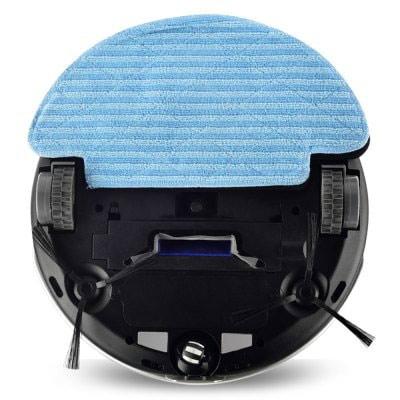 Smart Robotic Vacuum Cleaner