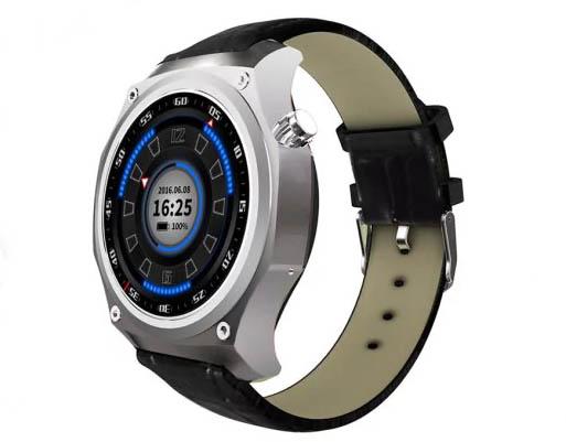 Y5 3G Smartwatch Phone, silver