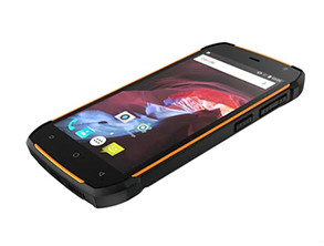 UHANS K5000 4G Smartphone black