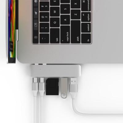 Verbatim Aluminum Type-C Dual Hub for MacBook