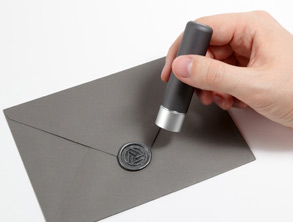 World's First Smart Magnetic Wax Seal