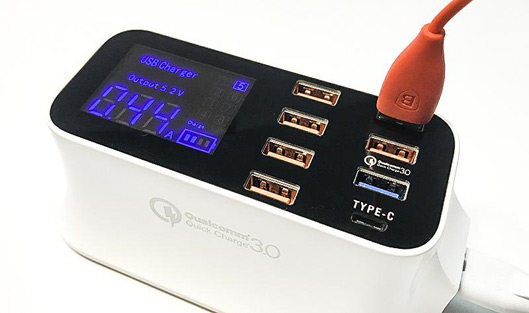 Functional Universal Smart Charger