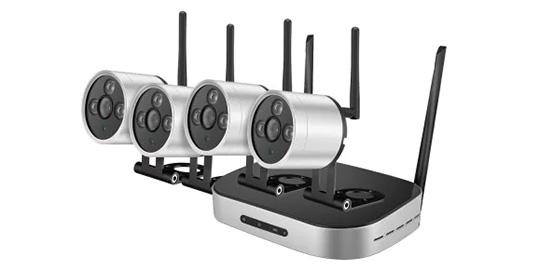 Wireless NVR Kit Security Camera