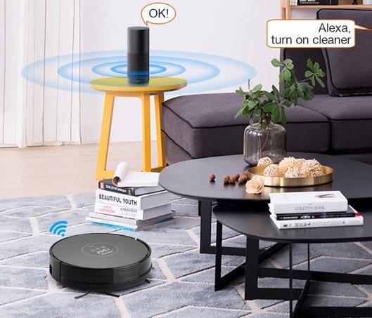 Alfawise X5 Robotic Vacuum Cleaner