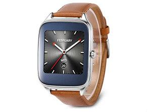 ASUS ZenWatch 2 Smartwatch camel