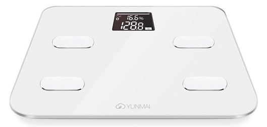 Bluetooth Smart Weighing Scale