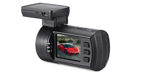 Car DVR Dual Lens FHD Dash Cam