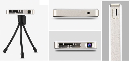 Coolux Q6 HD Portable Projector
