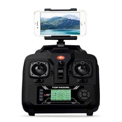 Dual GPS Modules Drone