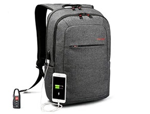 External USB Charge Backpack mini