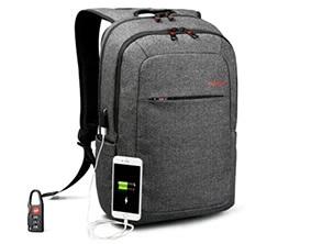 External USB Charge Backpack mini