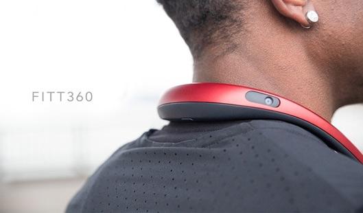 First 360 Degree Neckband camera