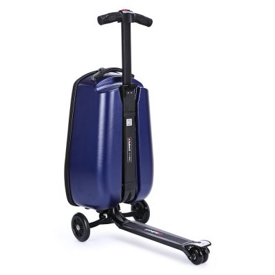 Folding 3-wheels Suitcase Scooter