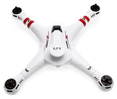 Geomagnetic Headless Mode RC Drone