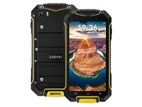 GEOTEL A1 3G Smartphone yellow