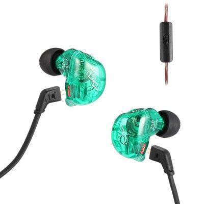 Hybrid HiFi Earphones