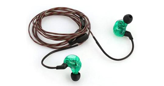 KZ ZSR Hybrid HiFi Earphones