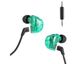 KZ ZSR Hybrid HiFi Earphones Green