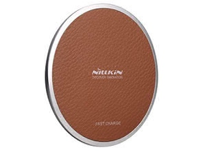 NILLKIN Magic Disk III Qi Charger Brown