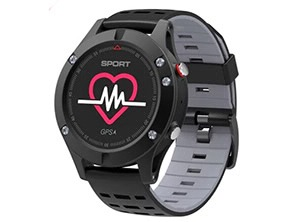 NO.1 F5 Smartwatch Sports Watch Gray