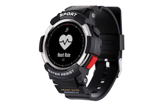 NO.1 F6 Smartwatch Sports Watch