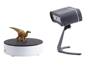High Accuracy Desktop 3D Scanner