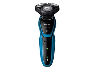 Philips 3 Heads Electric Shaver Blue