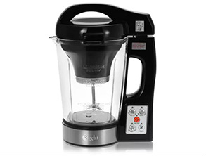 RIGHT HS - 08G 1.7L Soup Maker Blender Black