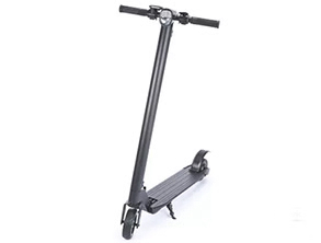 Aluminum Alloy 5-inch Tires Folding Electric Scooter