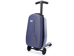 iubest IU - QX02 Suitcase Scooter blue