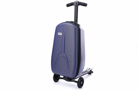 iubest IU - QX02 Suitcase Scooter