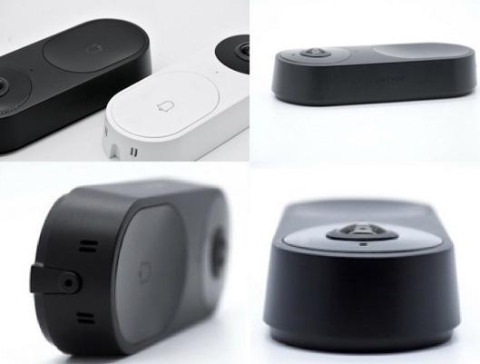Smart Video Doorbell Voice control