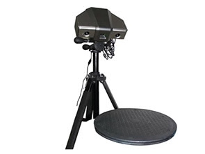 Thunk3D Binocular Industrial 3D Scanner Black