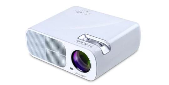 UhAPPy U20 LCD Projector 3D Player