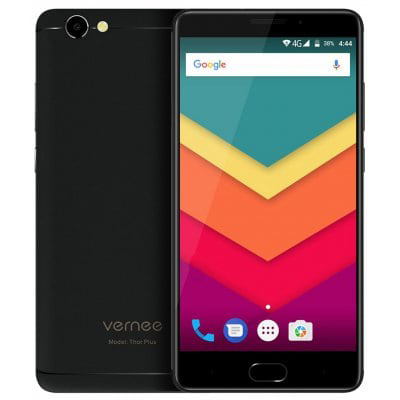 Vernee Thor Plus 4G Phablet HD Smartphone