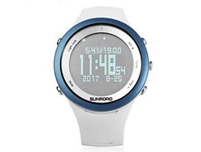 SUNROAD FR852 Outdoor Digital Watch blue